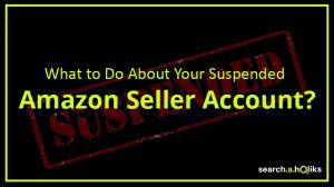 Amazon Seller Account Suspension & Reactivation